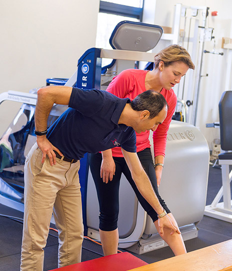 We have expertise across a full range of injuries and conditions.
